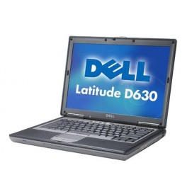 Portatiles segunda mano Dell Latitude D630 Core2Duo 2.2GH 1GRAM HD80Gb