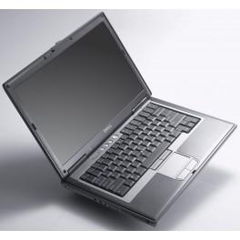 Portatiles segunda mano Dell Latitude D630 Core2Duo 1.8GHz 2GRAM HD80Gb