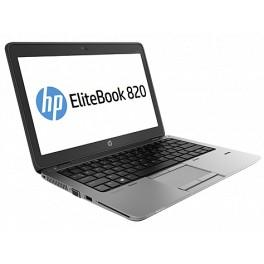Portátiles segunda mano HP Elitebook 820 G2 Core i5 2.3Ghz 8GBRAM 320