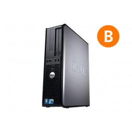 Ordenadores segunda mano DELL optiplex 380 Core2Duo 2.9Ghz 4GBRAM  160HDD