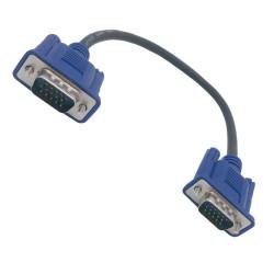 Cable VGA corto