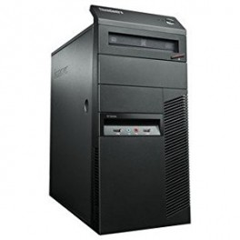 ordenadores segunda mano Lenovo M81 Pentium G630 a 2.7Ghz 4GBRAM 250HDD