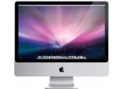 ordenadores apple de segunda mano Imac 7.1 Core2duo 2Ghz 4GBRAM 250HDD