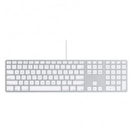 teclado apple con cable