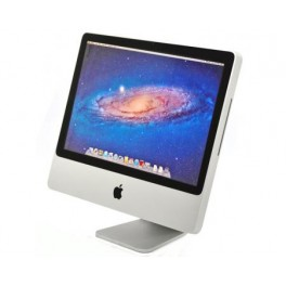 ordenadores apple de segunda mano Imac 9.1 Core2duo 2.6Ghz 3GBRAM 320HDD