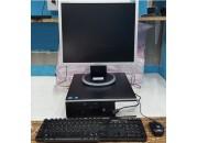 Ordenadores segunda mano completos HP 8000 Core2Duo a 2.9GHz 2GRAM HD320G