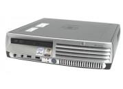 Ordenadores segunda mano HP 7700 USFF Intel Core 2 1.8GHz 2GbRAM HD80G