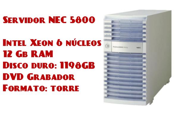 nec5800