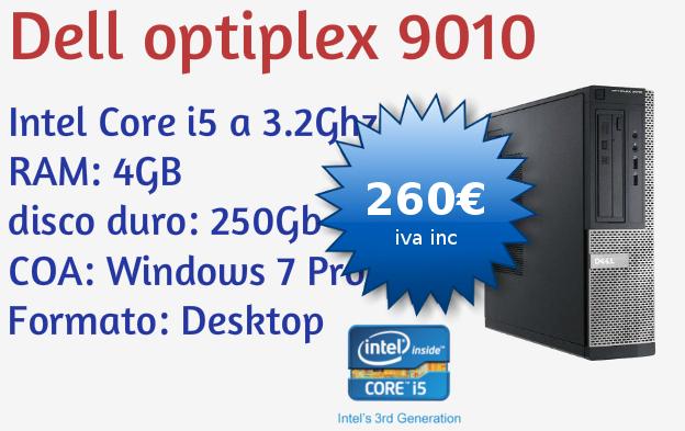 ordenadores segunda mano core i5