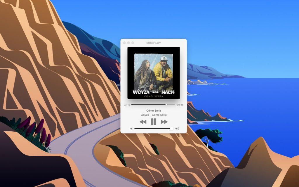 monterey music widget